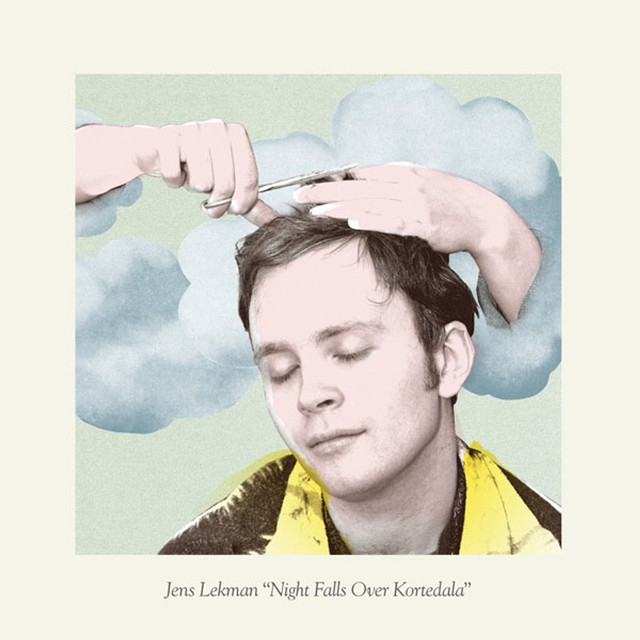 Album cover for Night Falls Over Kortedala by Jens Lekman