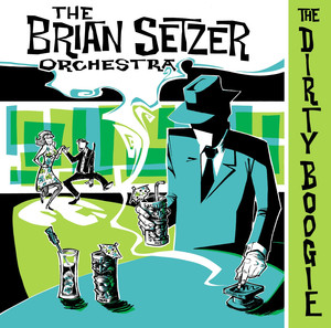 Brian Setzer, The Brian Setzer Orchestra Nosey Joe cover