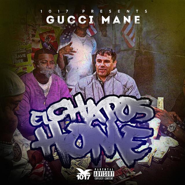 El Chapos Home Albumcover