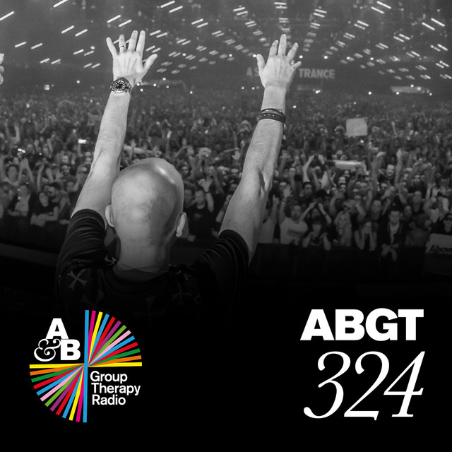 Album cover for Group Therapy 324 by Above & Beyond