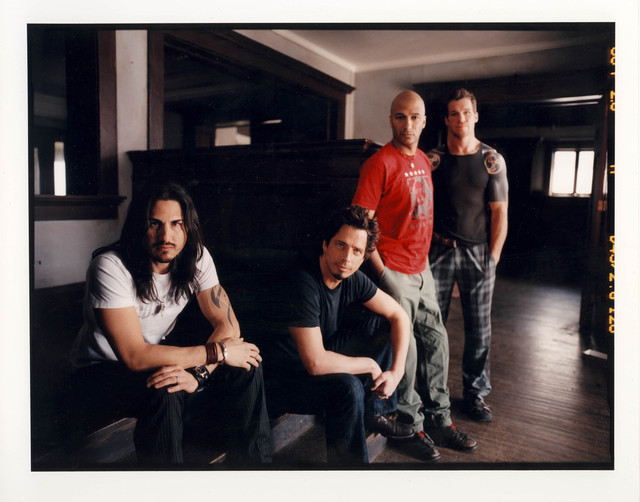 Photo Audioslave