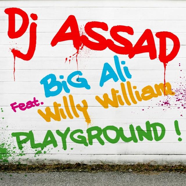 Playground (feat. Big Ali & Willy William) Albumcover