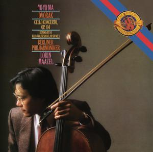 Dvorák: Cello Concerto; Silent Woods; Rondo (Remastered) Albumcover