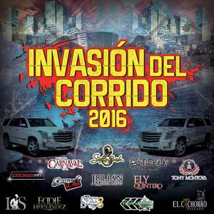 Invasión Del Corrido 2016 album
