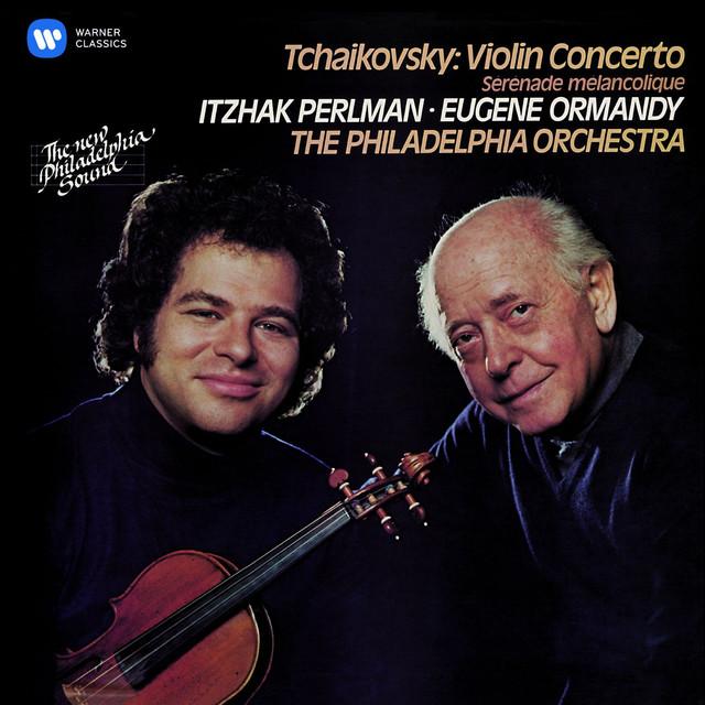 Tchaikovsky: Violin Concerto & Sérénade mélancolique Albumcover