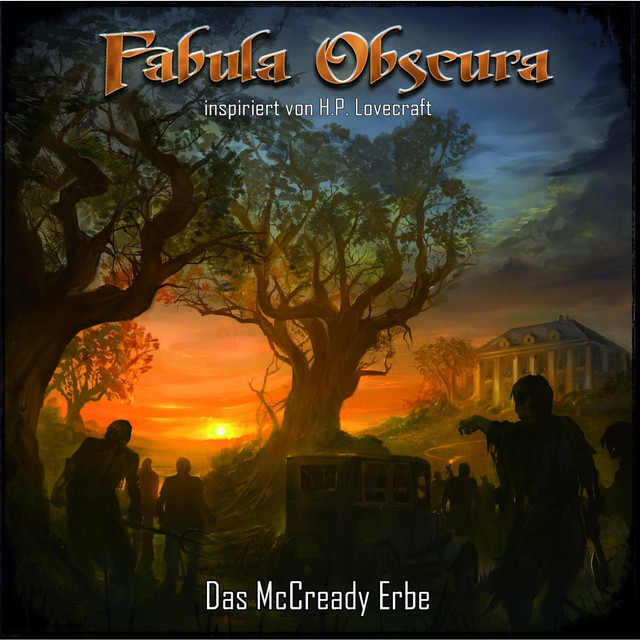 Das McCready Erbe Cover