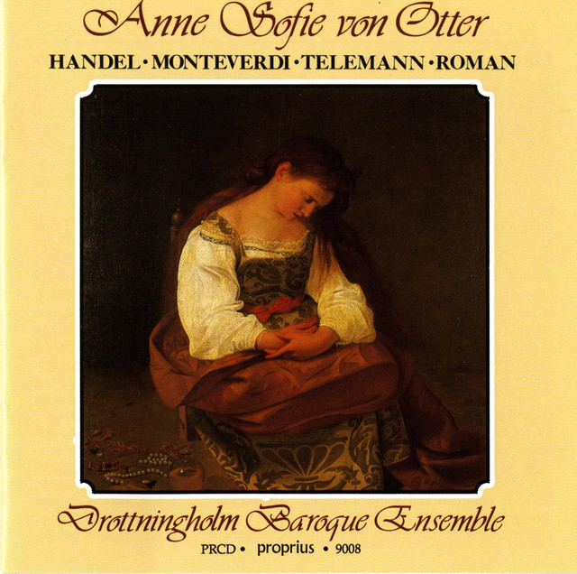 Handel / Monteverdi / Telemann / Roman