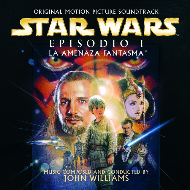 Star Wars Episodio 1: La amenaza fantasma Original Motion Picture Soundtrack - Spanish Version Albumcover