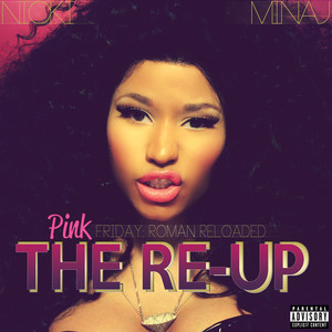 Pink Friday: Roman Reloaded The Re-Up Albumcover