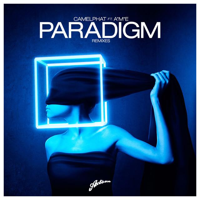 Paradigm (Remixes) Albumcover