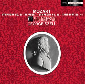 Mozart: Symphonies No. 35 in D Major K385; No. 39 in E-Flat Major K.543 & No. 40 in G Minor K550 - Sony Classical Originals Albumcover