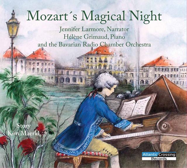 Mozart's Magical Night Albumcover