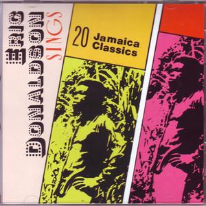 Eric Donaldson Sings 20 Jamaica Classics album