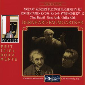 Mozart: Piano Concerto No. 10, Il rè pastore, Ma che vi fece & Symphony No. 13 Albümü