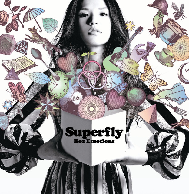 Image result for superfly box emotions