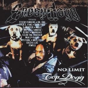 No Limit Top Dogg Albumcover
