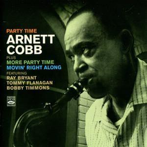 Arnett Cobb Candy cover