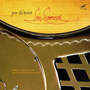 Por Gitaro: Suites For Tuned Guitars album