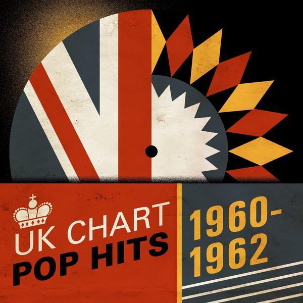 Various Artists UK Chart Pop Hits 1960-1962 album cover
