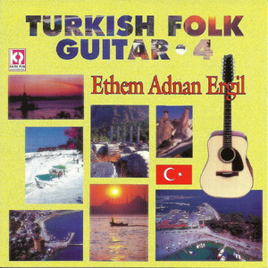 Turkish Folk Guitar, Vol.4 Albümü