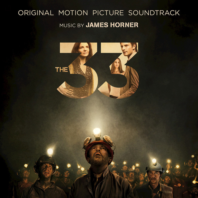 The 33: Original Motion Picture Soundtrack Albumcover