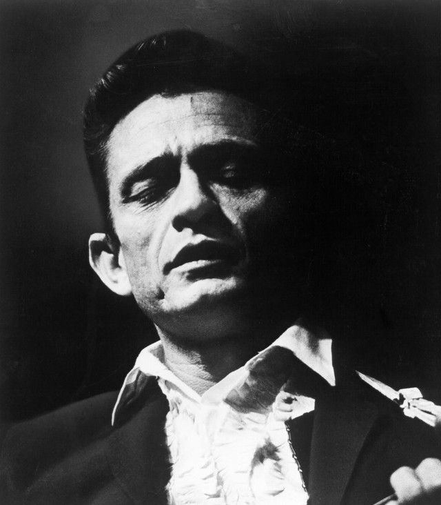 Johnny Cash Greystone Chapel [Live] [Live] cover