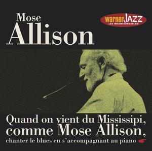 Les Incontournables du Jazz - Mose Allison album