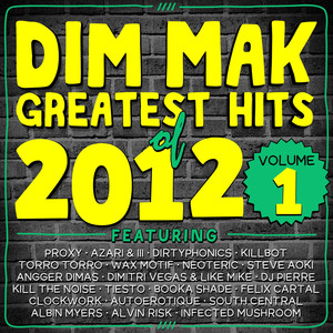 Dim Mak Greatest Hits of 2012, Vol.1