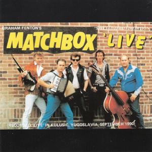 Matchbox Live album