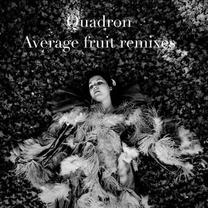 Average Fruit Remixes Albumcover