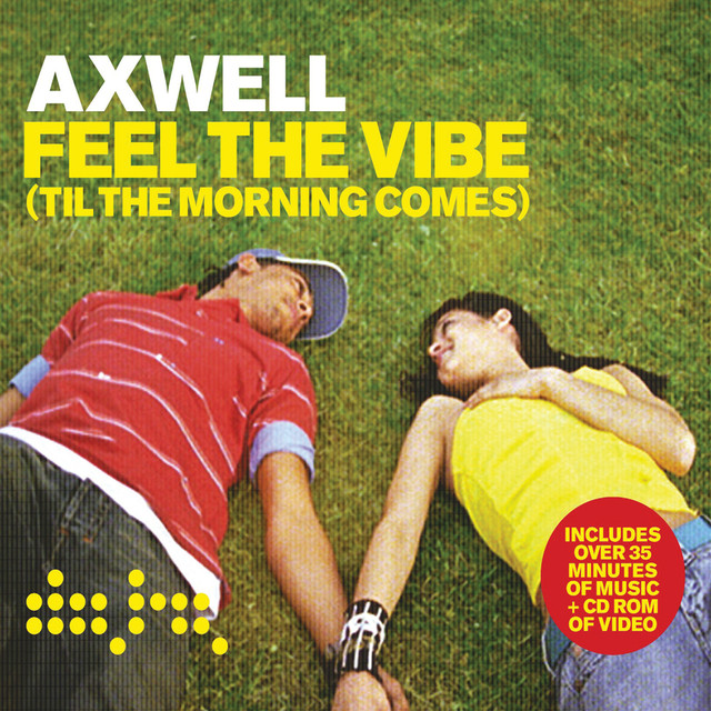 Axwell Feel the Vibe album cover