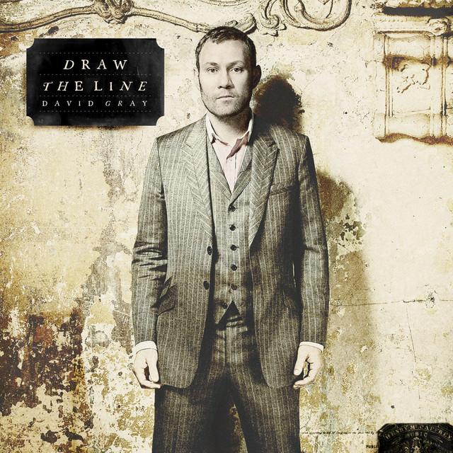 David Gray Draw The Line (Deluxe Edition) album cover