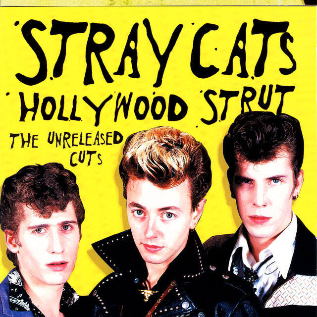 Hollywood Strut: The Unreleased Cuts