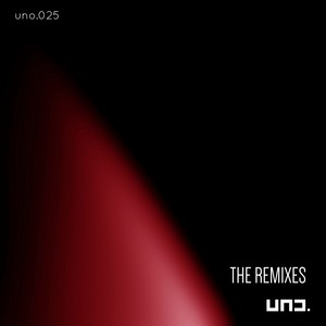 Uno. The Remixes Albumcover