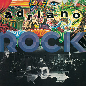 Adriano Rock Albumcover