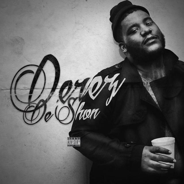 Album cover for Pain by Derez Deshon