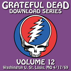 Download Series Vol. 12: 4/17/69 (Washington U., St. Louis, MO) Albumcover