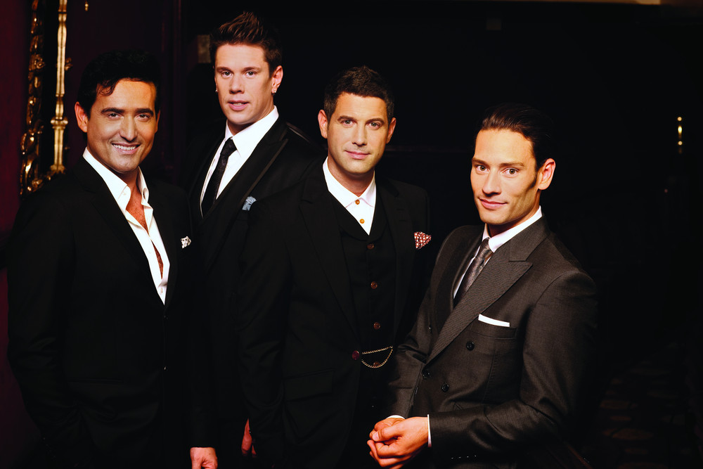 Il Divo tickets and 2019 tour dates