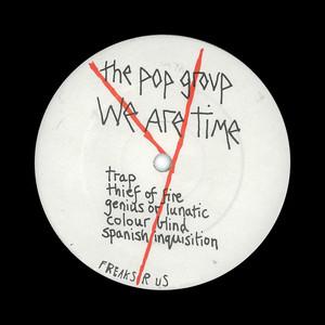 We Are Time album