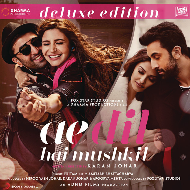 Ae Dil Hai Mushkil (Original Motion Picture Soundtrack) [Deluxe Edition]