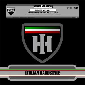 Italian Hardstyle 006 Albumcover