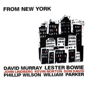 Jazzwerkstatt, New York Box, Vol. 1 album
