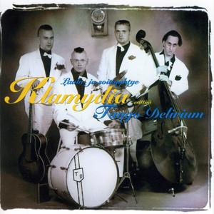 Tango Delirium Albumcover