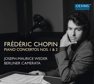 Chopin: Piano Concertos Nos. 1 & 2 (Arr. B. Kominek) Albümü