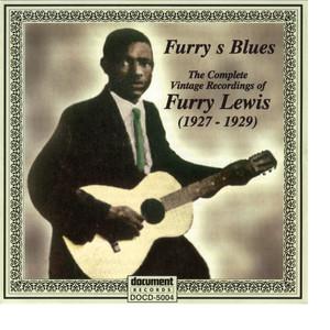 Furry Lewis 1927 - 1929 album