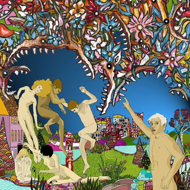 Album cover for Skeletal Lamping by Of Montreal