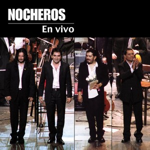 Nocheros En Vivo En El Teatro Colon Albumcover