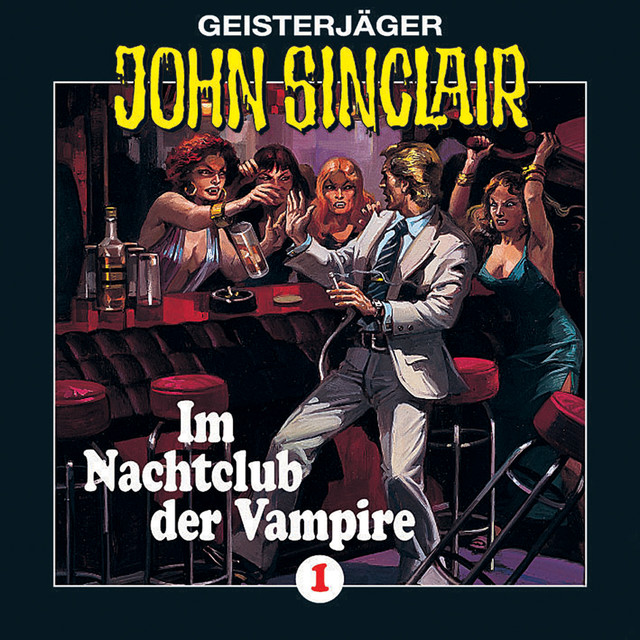 Folge 1: Im Nachtclub der Vampire (Remastered) Cover