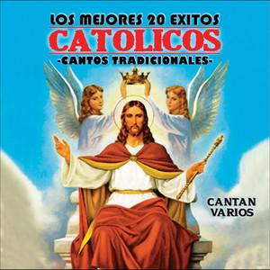 Los Mejores 20 Exitos Catolicos Albumcover