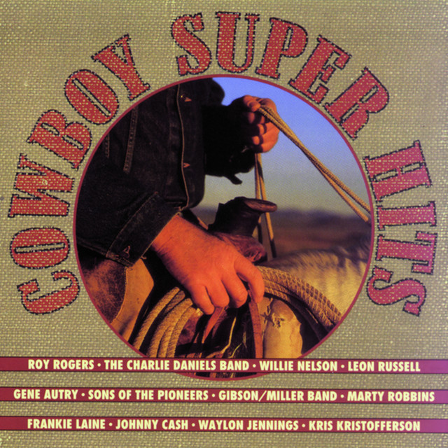 Various Artists Cowboy Super Hits album cover